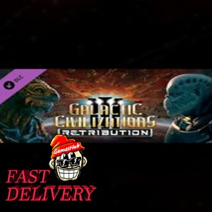 Galactic Civilizations III: Retribution Expansion Steam Key GLOBAL