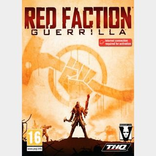 Red Faction: Guerrilla (PC) Steam Key GLOBAL
