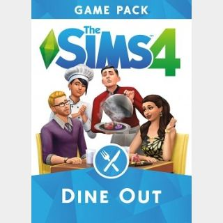 The Sims 4 Dine Out (PC) Origin Key GLOBAL