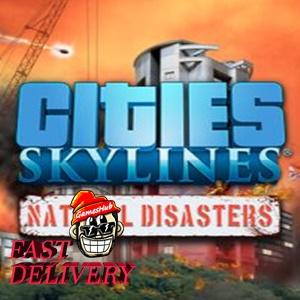 Cities: Skylines - Natural Disasters Steam Key GLOBAL