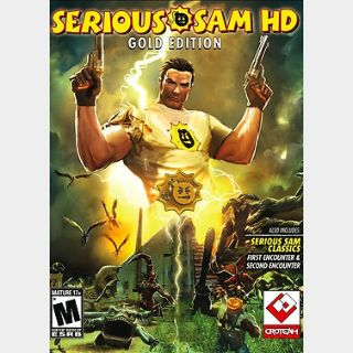 Serious Sam HD: The First Encounter (Gold Edition)
