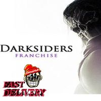 Darksiders Franchise Pack Steam Key GLOBAL