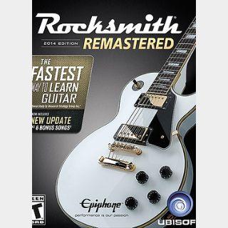 Rocksmith 2014 Remastered (PC) Steam Key GLOBAL
