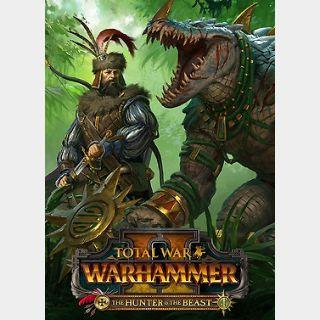 Total War: WARHAMMER II - The Hunter & The Bea (PC) Steam Key GLOBALst