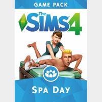 The Sims 4: Spa Day (DLC) Origin Key GLOBAL