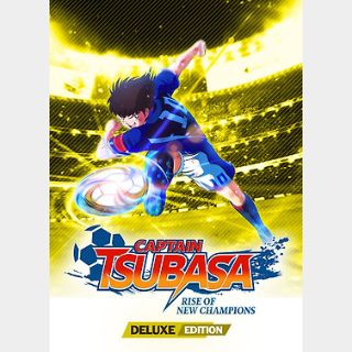 Captain Tsubasa: Rise of New Champions - Deluxe  (PC) Steam Key GLOBALMonth One Edition