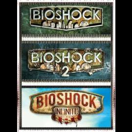 Bioshock Triple Pack Steam Key GLOBAL