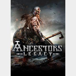 Ancestors Legacy (PC) Steam Key GLOBAL
