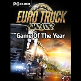 Euro Truck Simulator 2 GOTY Steam Key GLOBAL