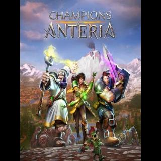 Champions of Anteria Uplay Key GLOBAL