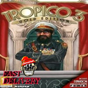 Tropico 3 Gold Steam Key GLOBAL