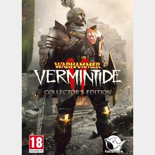 Warhammer: Vermintide 2 - Collector's Edition (PC) Steam Key GLOBAL
