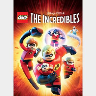 Lego The Incredibles (PC) Steam Key GLOBAL