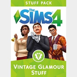The Sims 4: Vintage Glamour Stuff Pack (PC) Origin Key GLOBAL