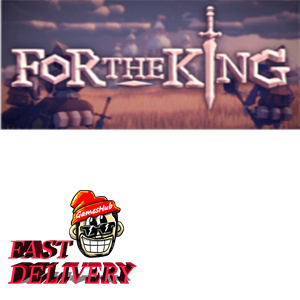For The King [STEAM][REGION:GLOBAL][KEY/CODE]
