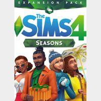 The Sims 4 + Seasons Bundle Origin Key GLOBAL