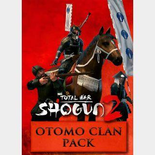 Total War: SHOGUN 2 – Otomo Clan Pack (PC) Steam Key GLOBAL