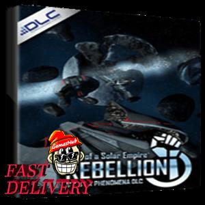 Sins of a Solar Empire: Rebellion - Stellar Phenomena Key Steam GLOBAL