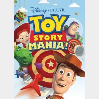 Disney Pixar Toy Story Mania!
