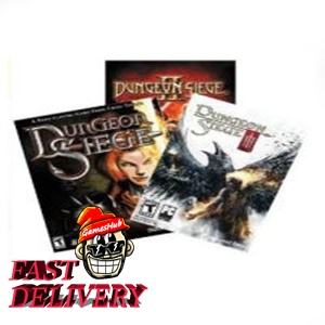 Dungeon Siege Collection Steam Key GLOBAL