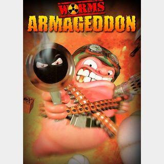 Worms Armageddon (PC) Steam Key GLOBAL