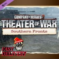 Company of Heroes 2 - Southern Fronts Mission Pack Steam Key GLOBAL