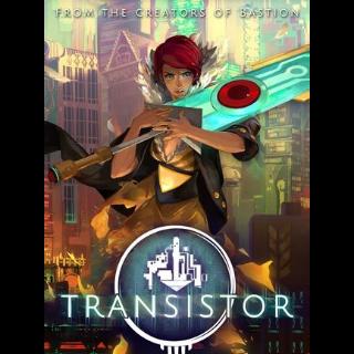 Transistor GOG.COM Key GLOBAL