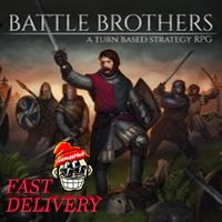 Battle Brothers Steam Key GLOBAL