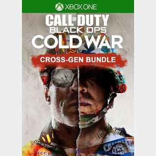 Call of Duty: Black Ops Cold War - Cross-Gen Bundle Xbox ONE