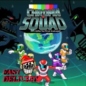 Chroma Squad Steam Key GLOBAL