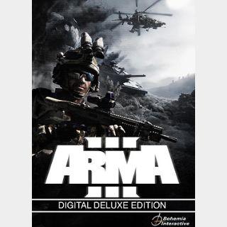 Arma 3 Deluxe Edition