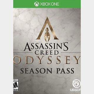 Assassin's Creed Odyssey Season Pass Xbox ONE