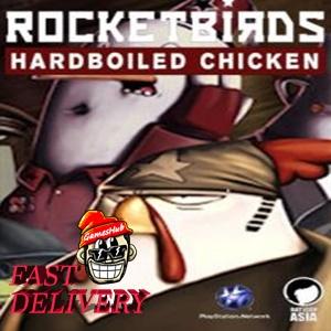 Rocketbirds: Hardboiled Chicken Steam Key GLOBAL