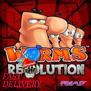 Worms Revolution Steam Key GLOBAL
