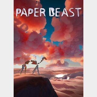 Paper Beast (PC) Steam Key GLOBAL