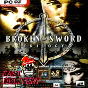 Broken Sword Trilogy Steam Key GLOBAL