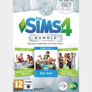 The Sims 4: Bundle Pack 1 (PC) Origin Key GLOBAL