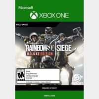 Tom Clancy's Rainbow Six: Siege (Deluxe Edition) - Year 5 (Xbox One) Xbox Live Key GLOBAL