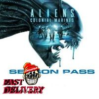 Aliens: Colonial Marines: Season Pass Steam Key GLOBAL