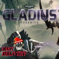 Warhammer 40,000: Gladius - Tyranids Steam Key GLOBAL