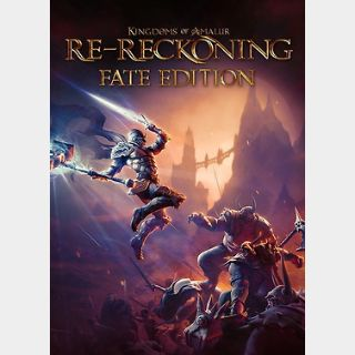 Kingdoms of Amalur: Re-Reckoning Fate Edition (PC) Steam Key GLOBAL