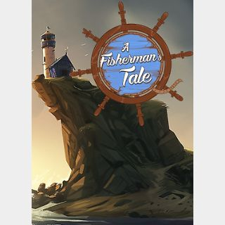 A Fisherman's Tale (PC) Steam Key GLOBAL