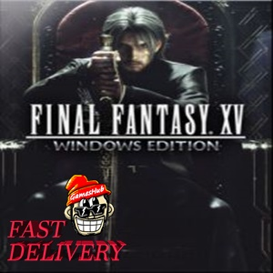FINAL FANTASY XV WINDOWS EDITION ✅[STEAM][CD KEY][REGION:GLOBAL][DIGITAL DELIVERY FAST AND SAFE]✅