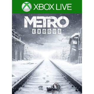 Metro Exodus  XBOX ONE Key GLOBAL