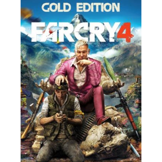 Far Cry 4 + Season Pass Uplay Key GLOBAL