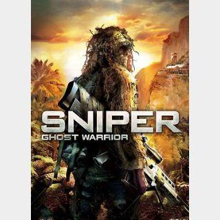 Sniper: Ghost Warrior (PC) Steam Key GLOBAL