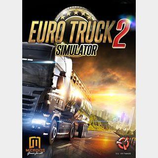Euro Truck Simulator 2 (PC) Steam Key GLOBAL