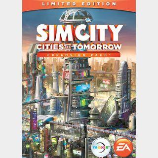 Simcity: Cities of Tomorrow (PC) Origin Key GLOBAL