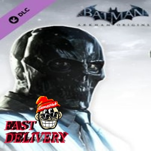 Batman: Arkham Origins - Black Mask Challenge Pack Steam Key GLOBAL