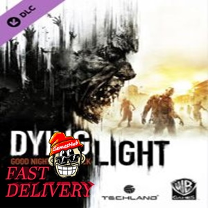 Dying Light Alienware T-shirt Key Steam GLOBAL